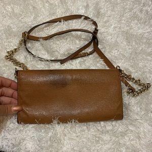 Michael Kors Wallet on a chain crossbody handbag